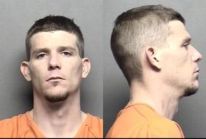 Saline County Jail Booking Activity – Monday