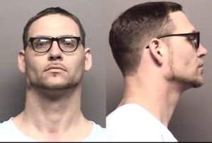 Saline County Jail Booking Activity – Wednesday