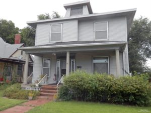 Historic 1910 Home – 112 N Second Street