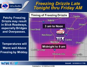 Winter Weather Advisory till 9am