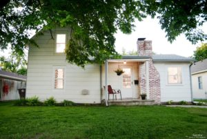New Updates combine with Original Charm -1409 E Kansas, McPherson
