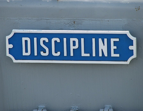 Discipline— A Defining Characteristic for Success