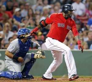 Ciriaco doubles in 2, Red Sox beat Royals 4-3