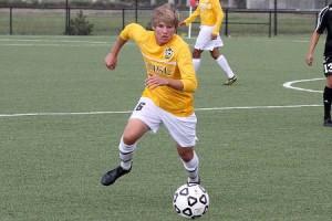 FHSU Men's Soccer Picked 1st in MIAA Preseason Poll