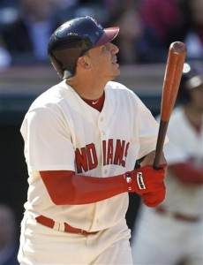 Indians' Asdrubal Cabrera belts grand slam to fuel romp of Royals