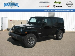 Marshall 2013 Jeep Wrangler Unlimited Rubicon
