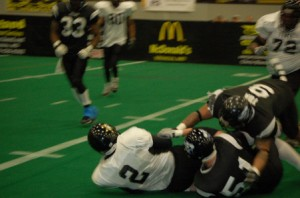 Devin's Daily Dose: Would Salina Support Indoor Football?