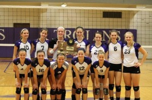 Southeast of Saline Volleyball at 3A State Tournament Finishes Fourth
