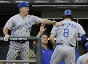 Royals part ways with hitting coach Kevin Seitzer