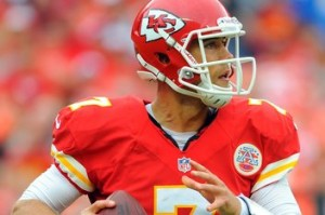 Chiefs QB Cassel cleared for non-contact practice