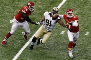 Chiefs lead NFL – by far – in turnover trouble