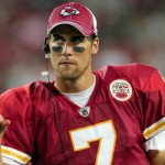 Cassel to start at QB for Chiefs vs Bengals