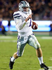 Kansas State, Oregon on course for BCS championship game