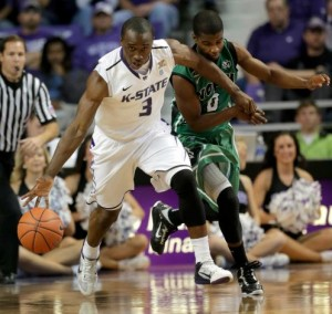 Kansas State defeats North Dakota 85-52