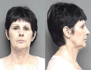 Saline County Jail Booking Activity- Tuesday
