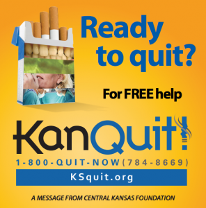 Kansas Tobacco Quitline Flyer