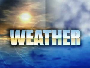 Forecast through Tuesday