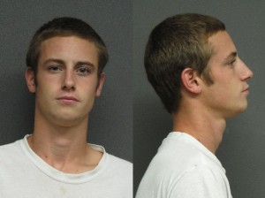 Saline County Jail Booking Activity- Wednesday