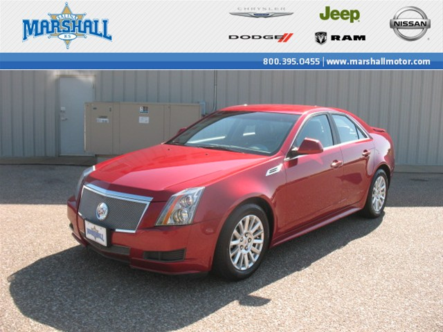 Marshall 2010 CADILLAC CTS LUXURY