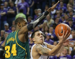 Rodriguez Leads No. 10/11 K-State Past Baylor, 81-61