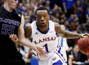 Tharpe stepping into spotlight for No. 14 Kansas