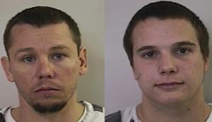Arrest Of Two Abilene Men Clear Several Dickinson County Burglaries