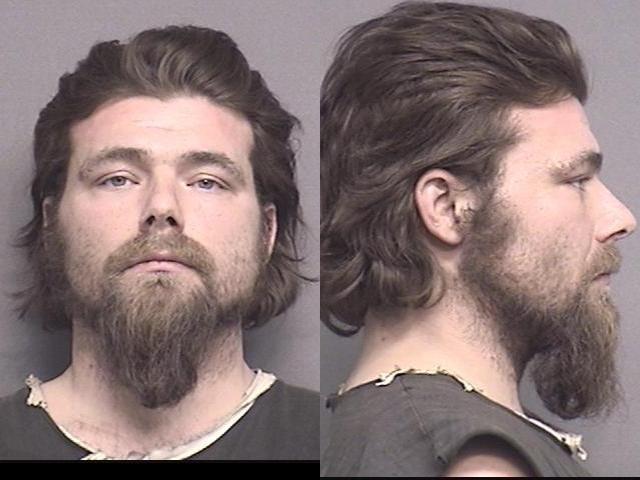Name: Meadows,Daniel Scott Charges: Outside warrant/NCIC hit