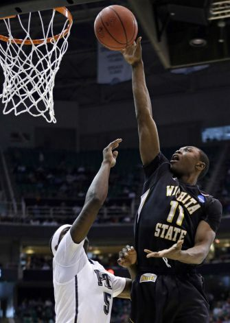 Wichita State clamps down on Pitt for NCAA triumph