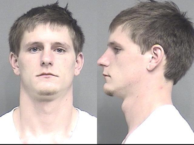 Name: Ray,Dalton Houlton Charges: Probation Violation