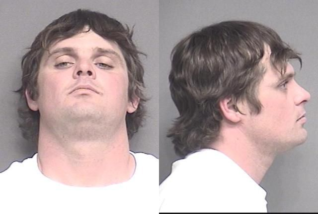 Name: Matthews,Matthew Arthur Charges: Driving under influence of alcohol or drugs; Misdemeanor2500.00 Refusal to submit a preliminary breath or saliva test Disobey traffic control device Improper turn on approach