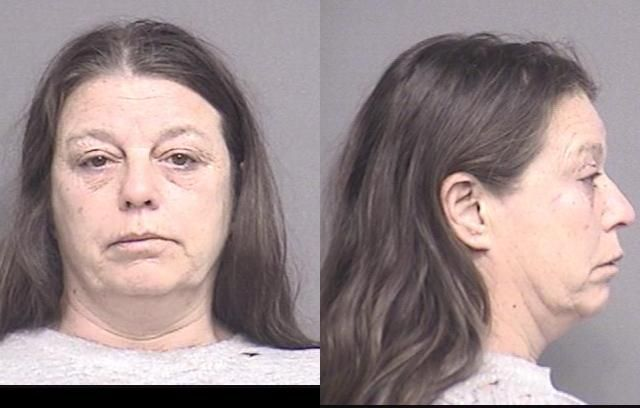 Name: Seastrom,Peggy Sue Charges	: Domestic battery; Knowing rude physical contact w/ family member