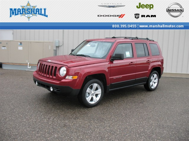 Marshall 2012 JEEP PATRIOT LATITUDE