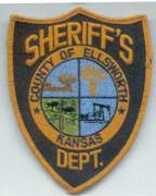 ellsworth sheriffs patch