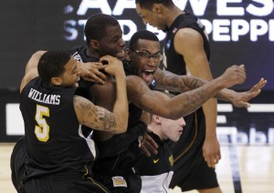 Shockers not surprising Louisville coach Pitino