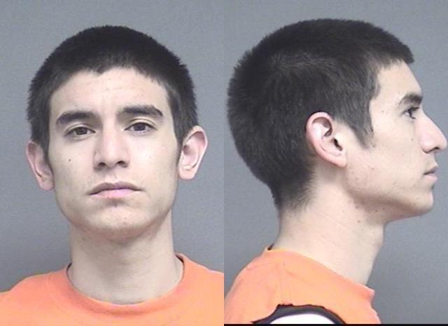 Name: Garcia,Jesse Douglas Charges: Probation Violation
