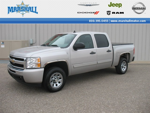 Check Out Our Special Inventory At Marshall Motors!