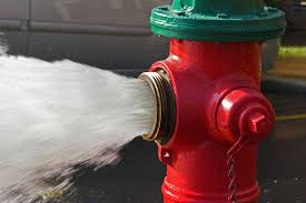 City Of Salina Announces Annual Fire Hydrant Flushing And Chlorine Flushing