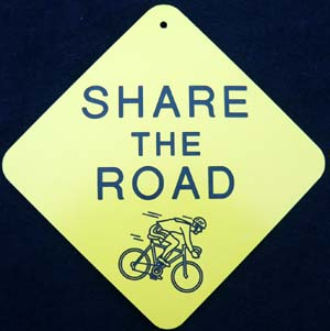 KHP Shares Rules Of Road For Bicycles And Vehicles