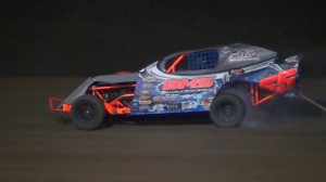 Frye Captures Two Wins En Route to Career Win 100 at Salina Speedway