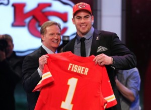 Chiefs Reach Agreement with #1 Overall Pick