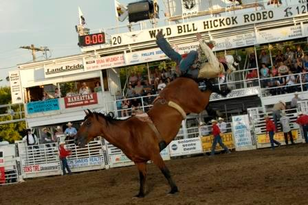 Wild Bill Hickok Rodeo Returns To Abilene This Week The