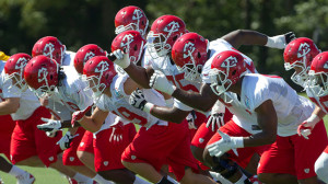 Chiefs Veteran Report, Training Camp Quotes: July 25, 2013