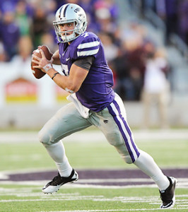 Collin Klein Named 2012-13 Big 12 Athlete of the Year