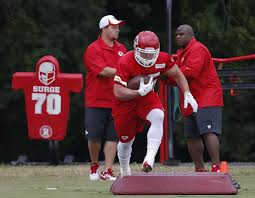 Chiefs report to camp with high expectations