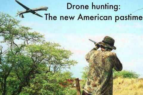 drone hunting licenses with Drone Hunting The New American Pastime on Watch as well Could Amazon Stop Ron Swanson With A Gun A New Patent For Drone Protection Shows The Retailer Is Trying besides Index additionally Drone Hunting Measure Shot Down By Voters In Deer Trail Colorado additionally 103747 Wacky Low And High Tech Wheels Of The World.