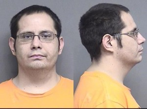 Name	Gawhega,Michael John City	Salina State	Kansas Age	30 Eye	Brown Hair	Brown Sex	Male Race	American Indian/Alaskan Native Height	5' 10'' Weight	198.0 Booking Date	9/21/2013 Booking Time	21:20:00 Release Date	  Release Time	                   Charges	Bond Set Amount Probation Violation