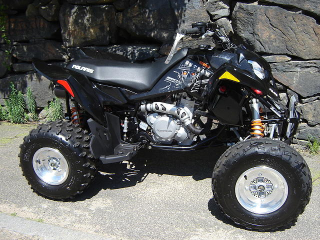 atv stolen from back of pickup the salina post. Black Bedroom Furniture Sets. Home Design Ideas