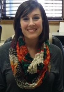 Presenting the Bank VI Salina Hero of the Week, Michelle Peck.