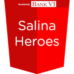 "Presenting the ""Salina Hero of the Week"" Awards"