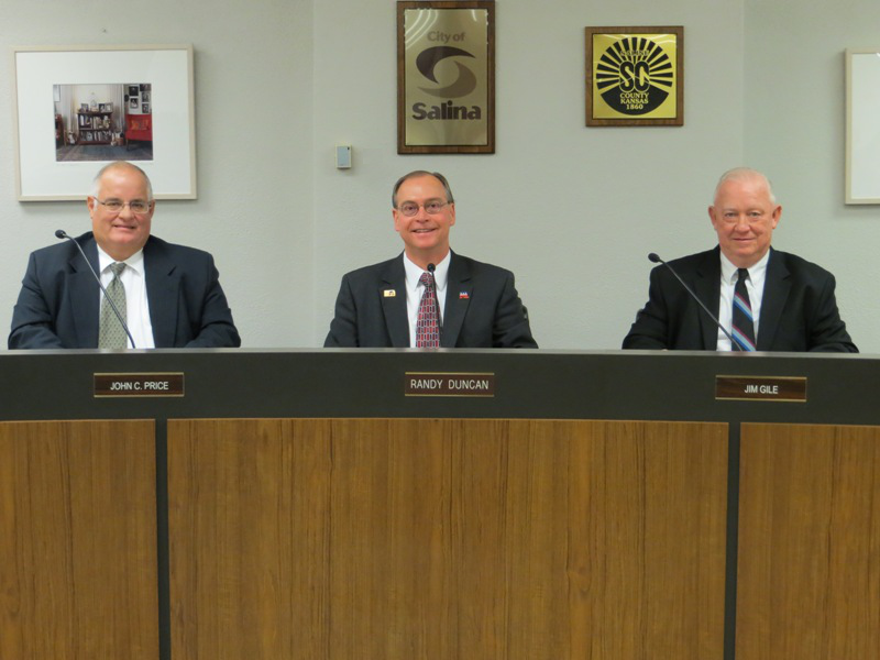 2014 County Commission